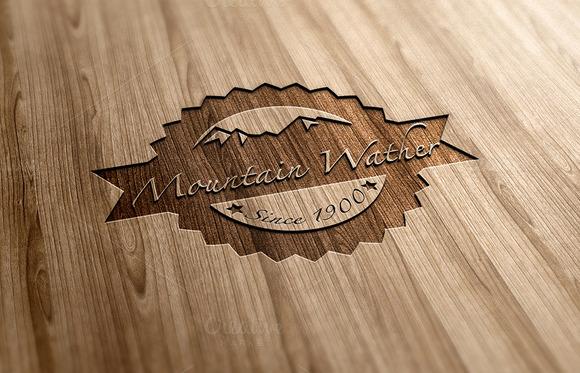 Mountain Wather Logo Design