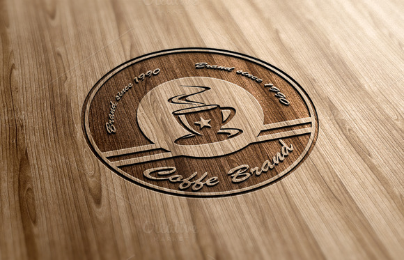 Coffe Log Design