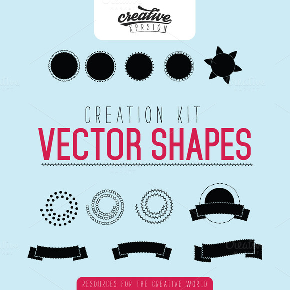 Vector Shapes Creation Kit