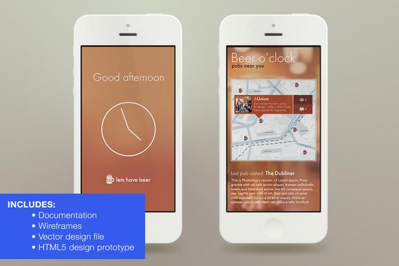 Brew App Design Prototype