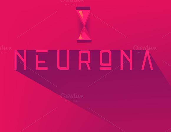 Neurona Font
