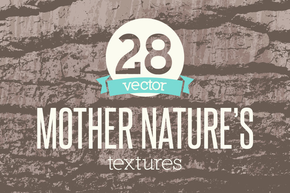 Vector Textures Mother Nature Vol 1