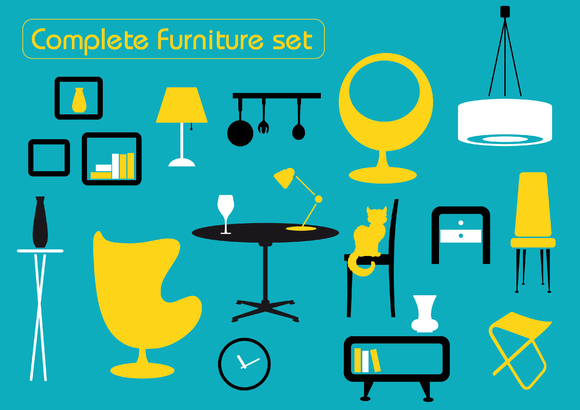 Complete Furniture Set