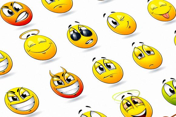 27 Vector Smiles