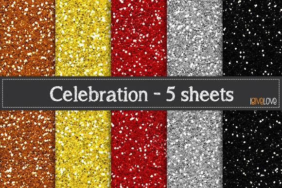 Celebration Glitter Pack