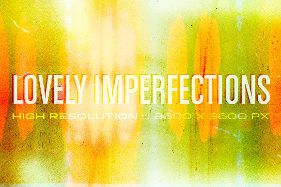 Lovely Imperfections Textures Vol.2