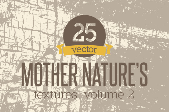 Vector Textures Mother Nature Vol 2