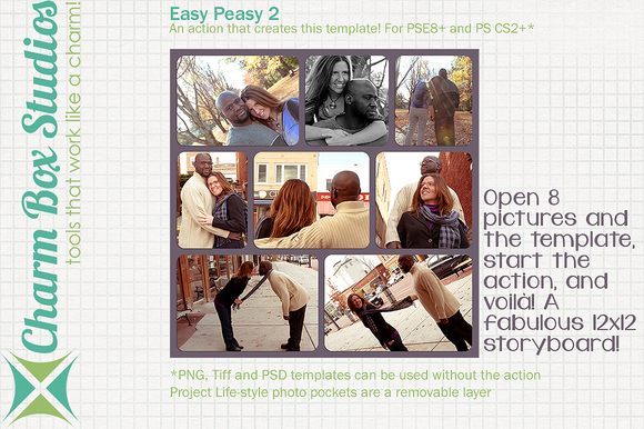 Easy Peasy Storyboard 2