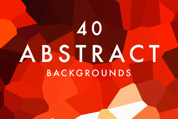 40 Abstract Backgrounds