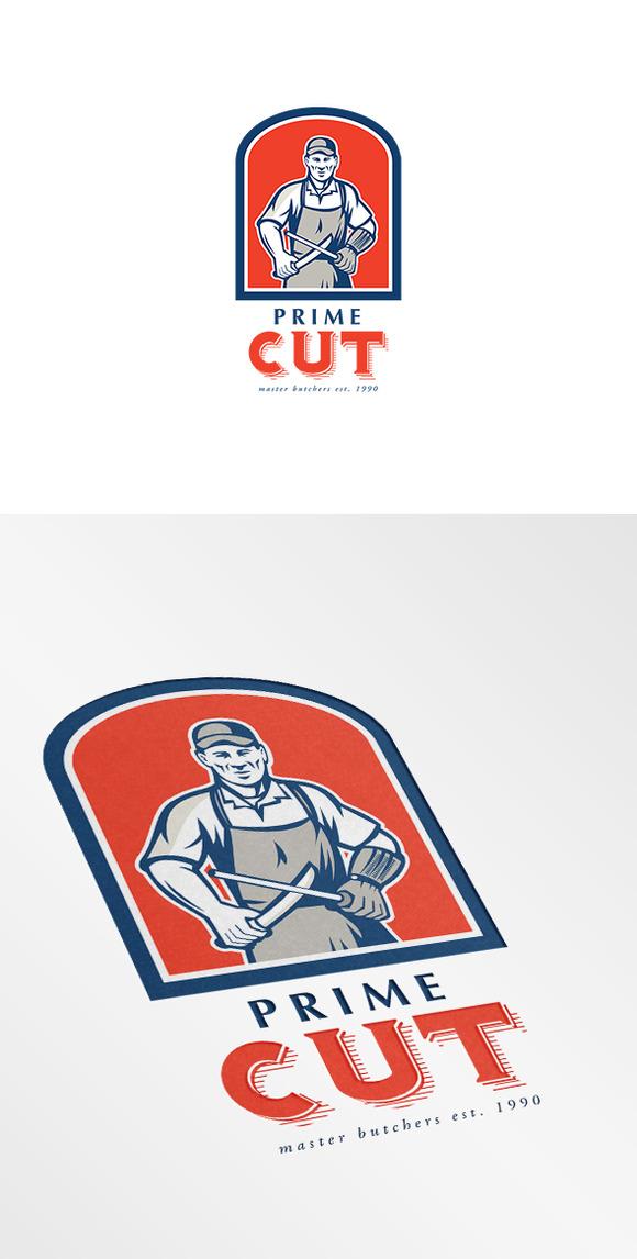 Prime Cut Master Butchers Logo