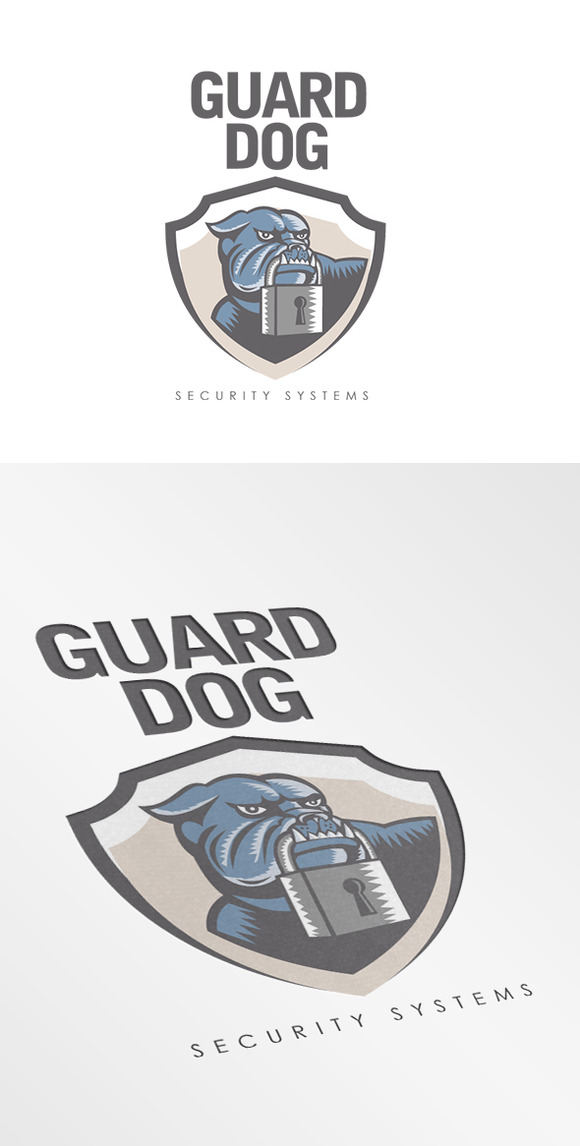 Guard Dog Security Systems Logo