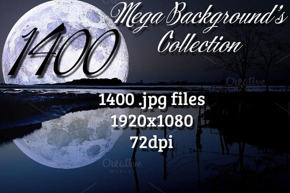 Mega Background Images Pack 1400