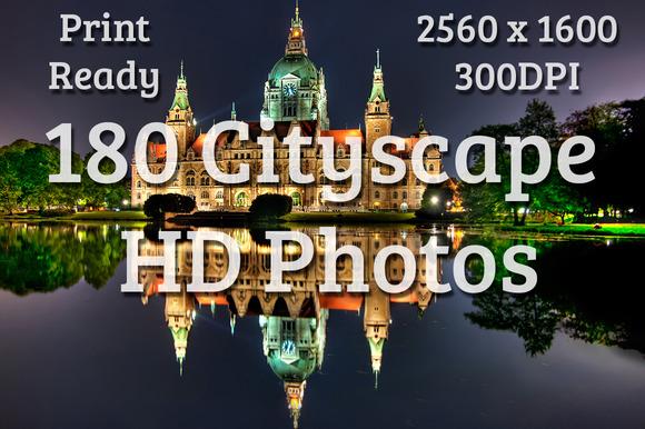 180 Cityscape HD Photos