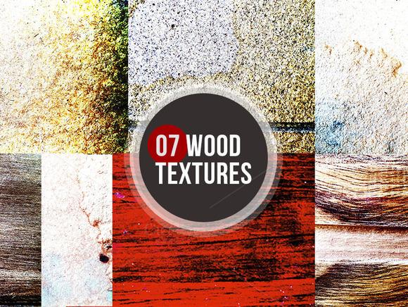 07 Wood Textures