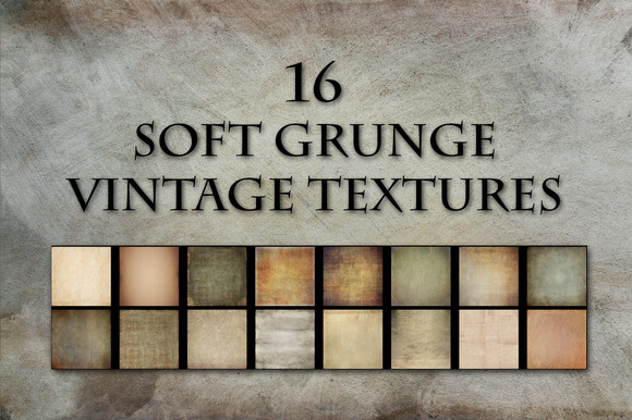 Vintage Texture Pack