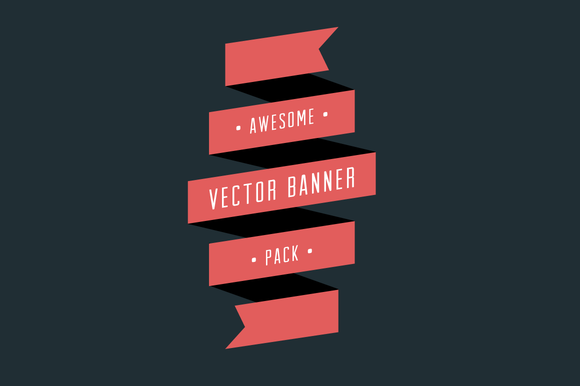 Vector Banner Pack