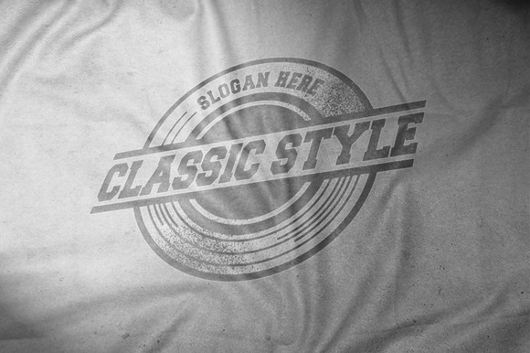 Classic Style Logo