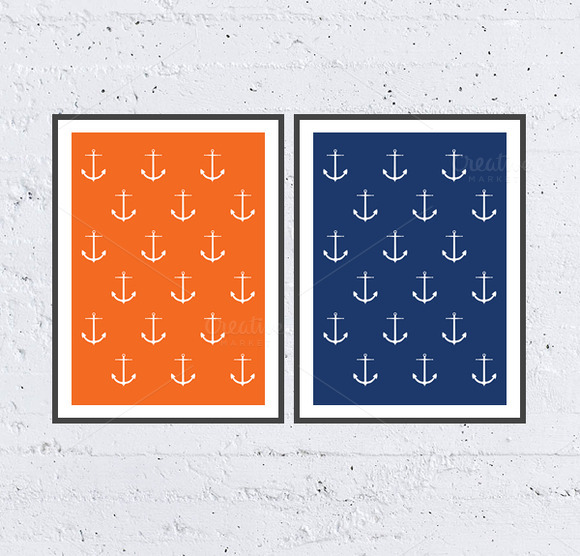 Sea Anchor Poster