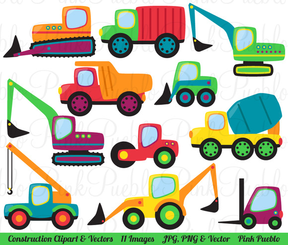 Construction Clipart And Vectors