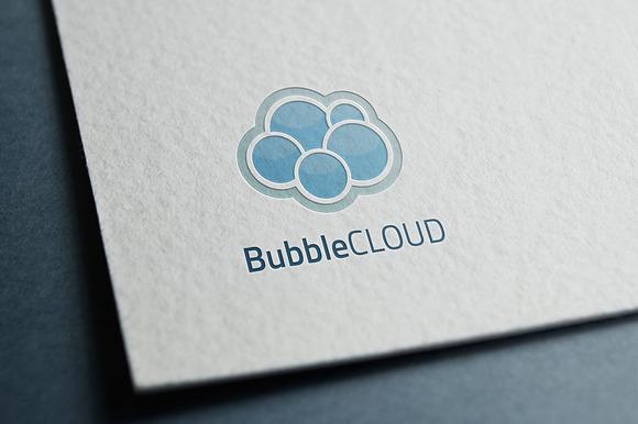 BubbleCloud Logo