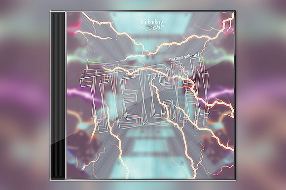 Tech Premium Mixtape Cover