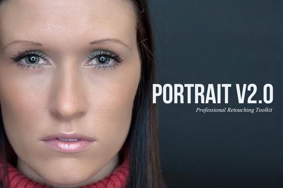 Portrait V2.0 Pro Retouching