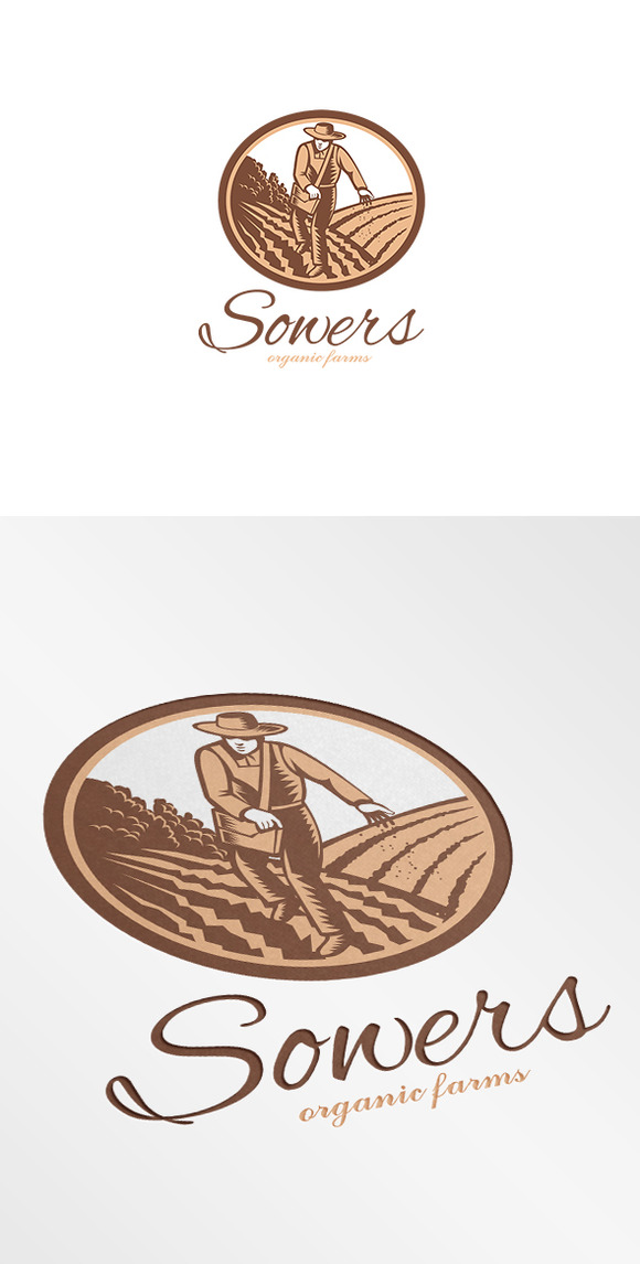 Sowers Organic Farms Logo