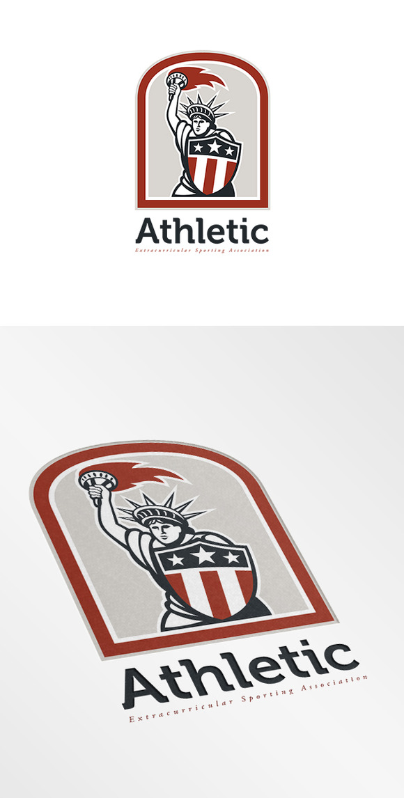 Athletic Sports Logo