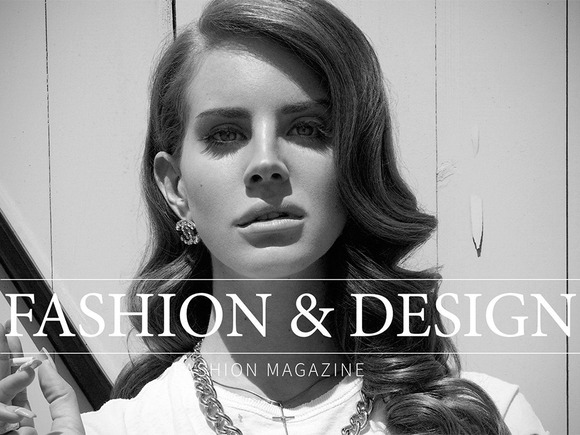 Fashion Design Keynote Template