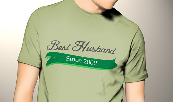Best Husband T-shirt