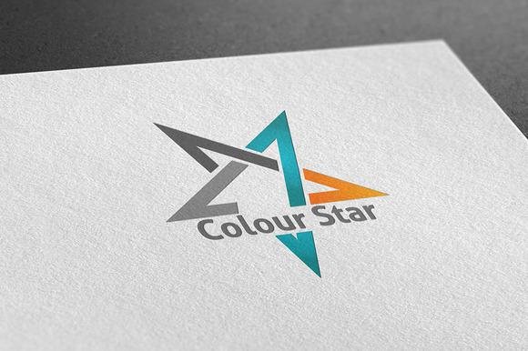 Clour Star Logo