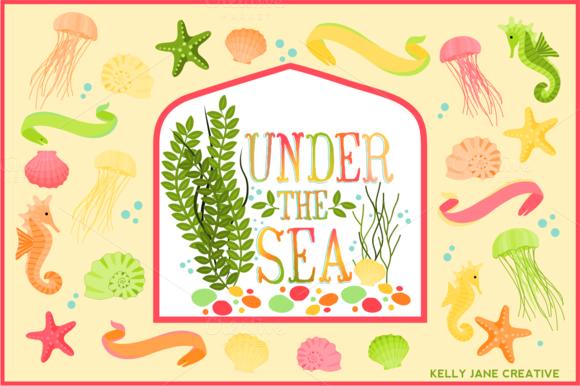Under The Sea Pastel