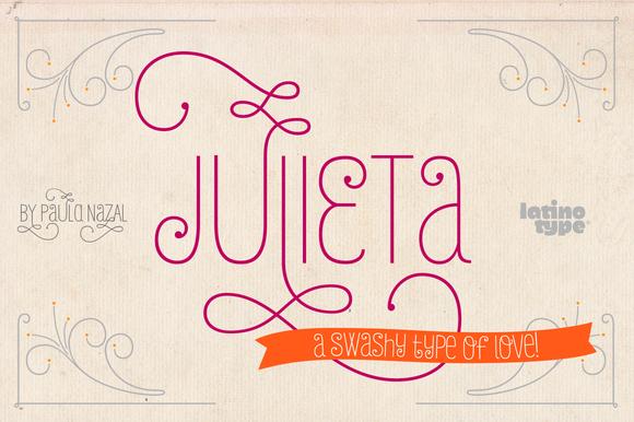 Julieta Pro 50% Off