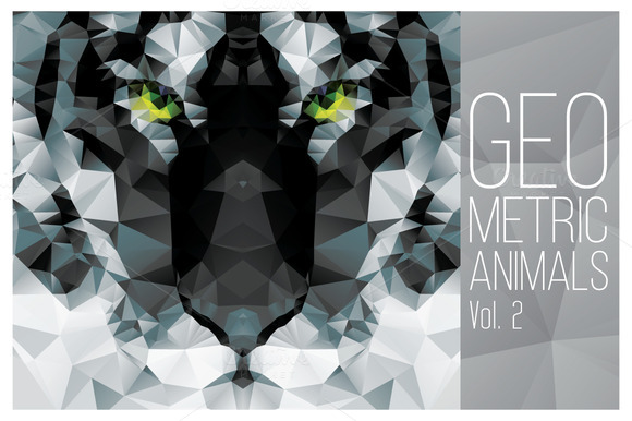 Geometric Animals Vol.2