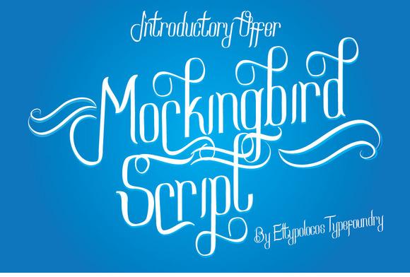 Mockingbird Script 50% Off Discount