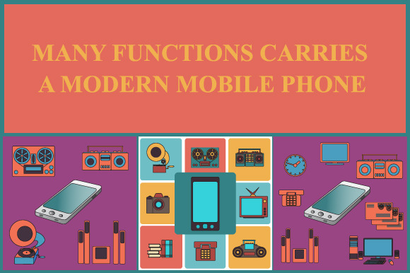 Many Functions Carries A Modern Mobi