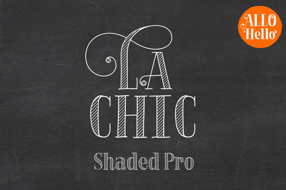 La Chic Shaded Pro