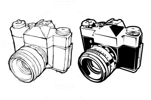 Handcrafted Retro Camera