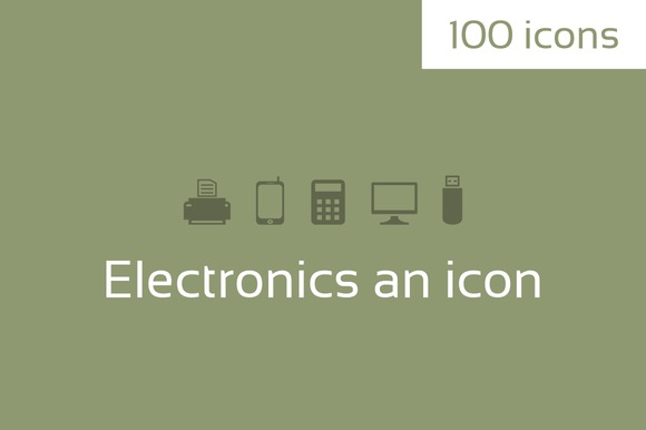 Electronics An Icon