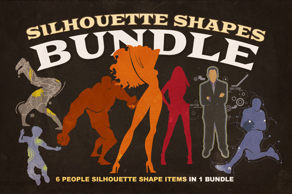 SALE Silhouette Bundle 64% Off