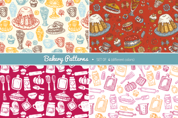 Bakery Patterns