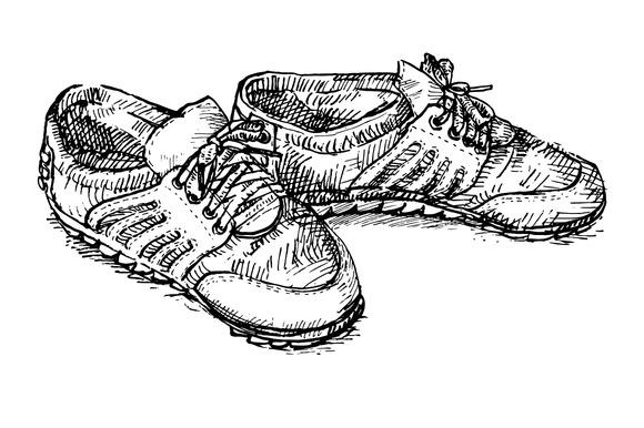 Pair Of Shoe