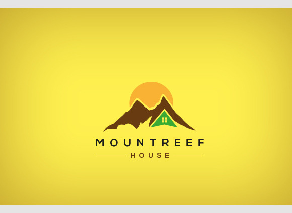 Mountreef Logo Template