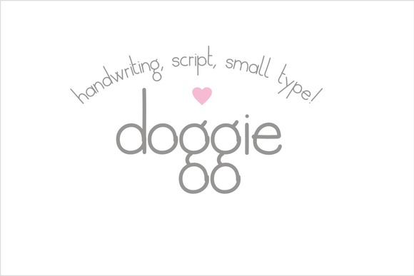 Doggie Font