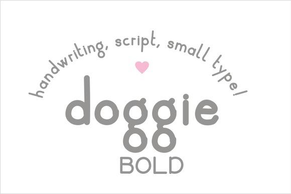 Doggie Bold Font