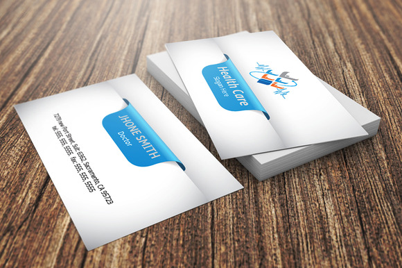 Health Care Visiting Card