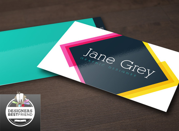 Rainbow Special Business Cards