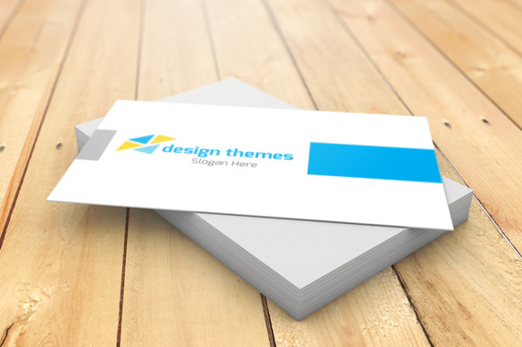 Design Themes Visiting Card