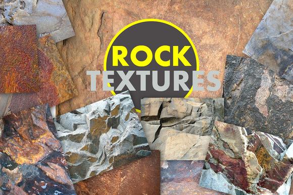 15 Rock Textures