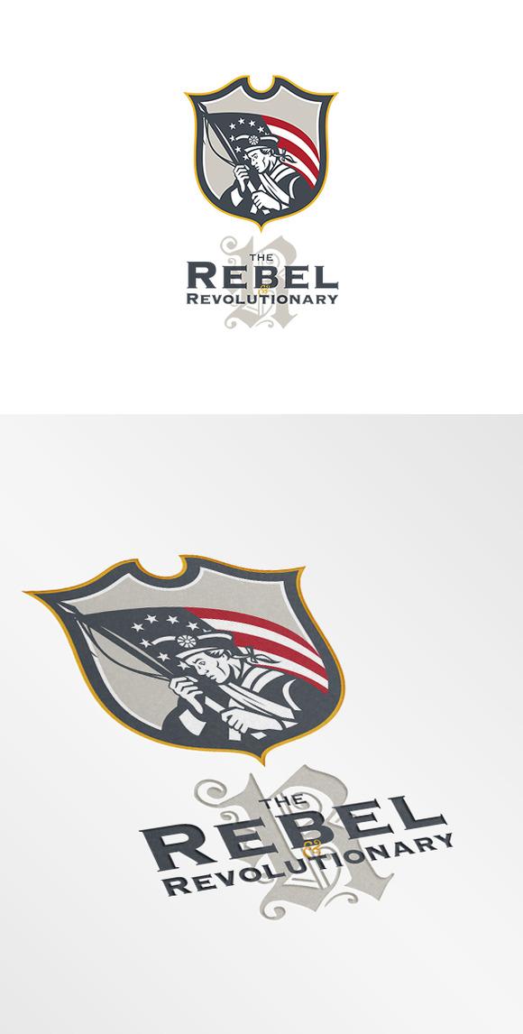 Rebel Revolutionary Logo